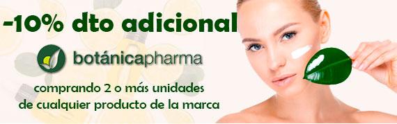 Descuento Botánica Pharma farmacia online